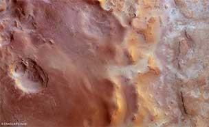 '영하 23도' 화성에 내린 드라이아이스 서리