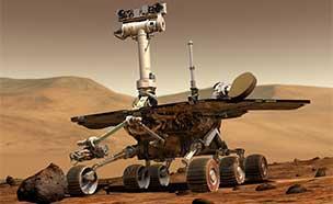 화성에서 12년째 마라톤 뛰는 '탐사선'