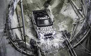 랜드로버가 출시하는 SUV '이보크 컨버터블'