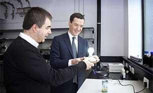영국, 세계 최초로 그래핀전구 상용화