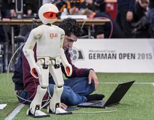 독일 로봇의 향연