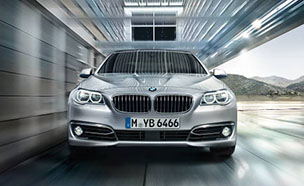 첨단 기능 적용! BMW `520d'스페셜 에디션