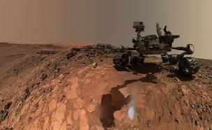 큐리오시티, 화성의 물 근처에도 못간다...왜?