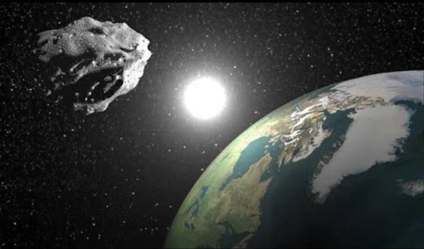 3월5일 지구로 돌진하는 소행성 진로는?