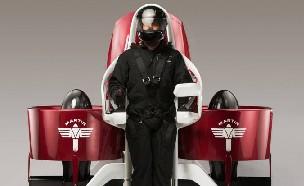 아이언맨처럼…세계 첫 개인용 비행장치 연말 상용화