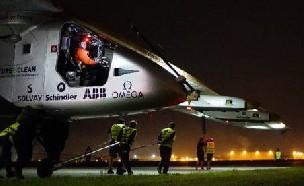 세계 첫 태양광 비행기를 아시나요? 세계 일주 마무리 단