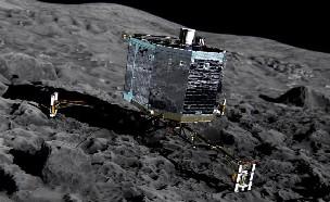 '굿바이 필레' 첫 혜성 탐사로봇 지구와 통신 '끝'