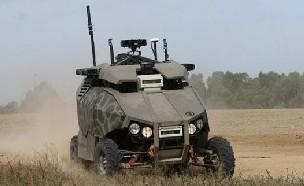 이스라엘, 자율주행 군용차량 배치…로봇부대?