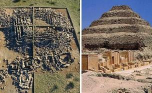 세계에서 가장 오래된 피라미드 발견