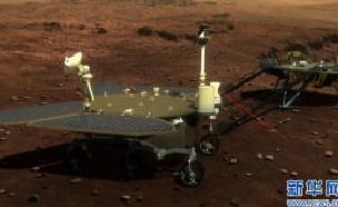 이것이 중국, 화성 탐사차량 `로버`