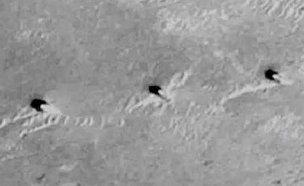 외계인이 화성에 타워 만들었다?