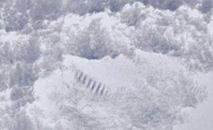 남극이 UFO 착륙장?...거대 계단 발견