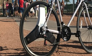 뒷바퀴만 바꾸면 전기자전거로 변신…하이코어 유럽·미국에 2만대 수출