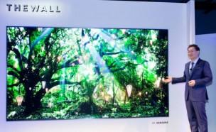 삼성 더 월·LG OLED W8 'CES 최고 제품'