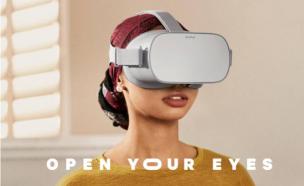 페이스북, 가상현실(VR)헤드셋 '오큘러스 고' 출시..소셜 플랫폼 계획 박차