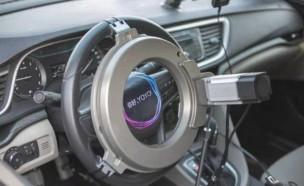 화웨이, 스마트폰으로 무인자동차 '대리 운전' 성공