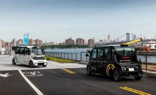 자율주행 버스 뉴욕서 첫 상업 운행