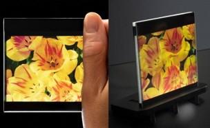 LCD로 에지 디스플레이 구현한 英 스타트업