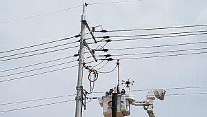 한전, 드론 이용 전력설비 점검 시연