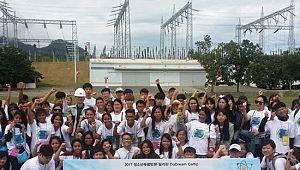 한전, 필리핀 이주가족 母國 방문 행사