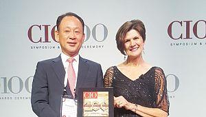 한전, CIO 100 어워드 2년 연속 수상