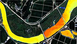 환경부, 물환경시스템에 녹조 지역 공개