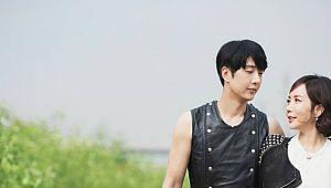 """정정아, 상상초월 웨딩 사진 공개 """"가죽 조끼 입은 남자랑 결혼할 줄은"""""""