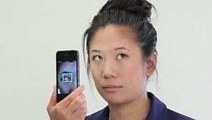 홍채인식 스마트폰 기다릴 수 없다면 바로 이 앱