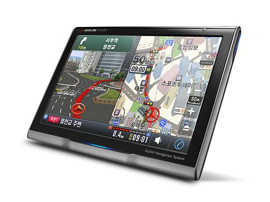 2011년형 2D 내비, 아이나비 ES500