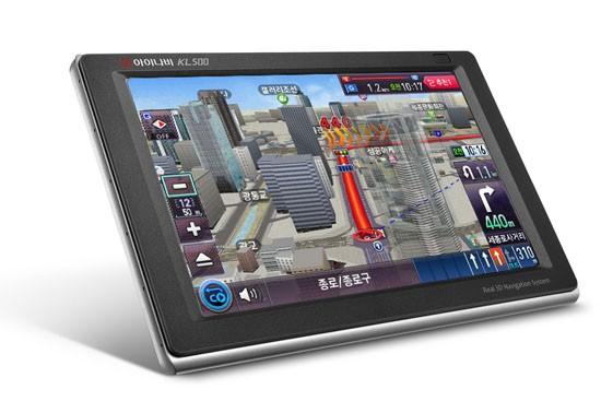 팅크웨어, 2012년형 3D 내비게이션 출시