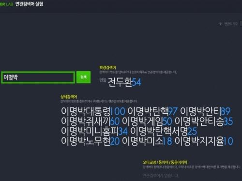 구글코리아 검색, '원더휠' 이미 한글로 제공