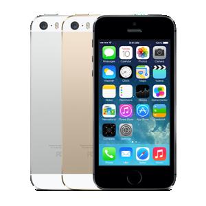 <center>▲ iPhone 5s</center>