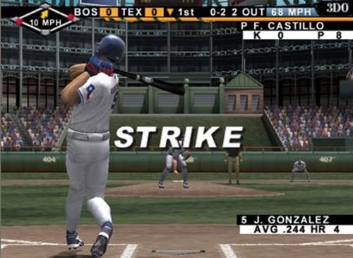 하드볼의 특징을 그대로 물려받은 '하이히트 베이스볼'. 그림은 마지막 작품인 '하이히트 베이스볼 2004'다.