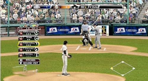 MVP 베이스볼 이후 7년 만에 등장한 PC용 MLB 야구 게임 'MLB 2K9'. 화려한 그래픽과 독특한 게임 시스템을 자랑한다.