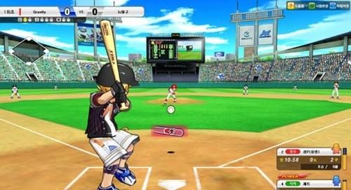 신야구 마구마구 슬러거에 이어 4번째 온라인 야구 게임으로 많은 관심을 받았지만 결국 상용화에 실패하고 문을 닫은 그라비티의 W 베이스볼.