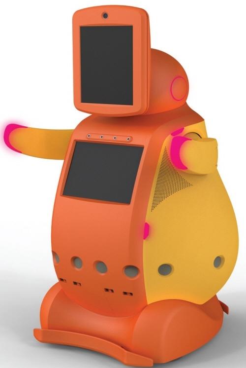 초등영어로봇 프로젝트 시작됐다