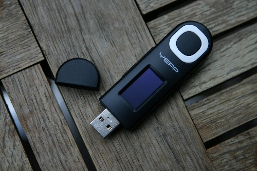 즐거움을 주는 MP3P, 삼성전자 옙 YP-U5