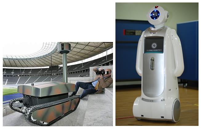 올해 지능형 로봇시장 블루오션은 `보안로봇`