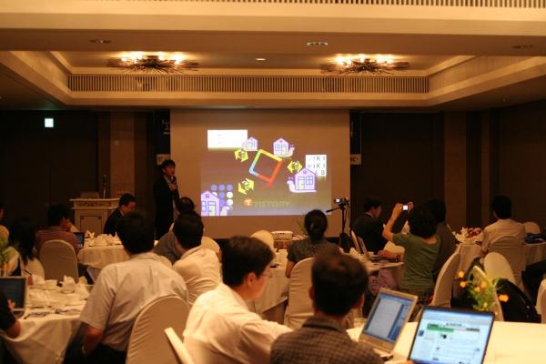 태터네트워크재단과 태터앤컴퍼니는 4일 기자간담회를 열고 오픈소스 운동인 '프로젝트 태터툴즈'를 발표했다.