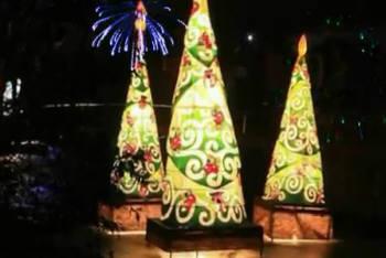 [이슈인채널] `2010 서울 세계 등축제`를 가다