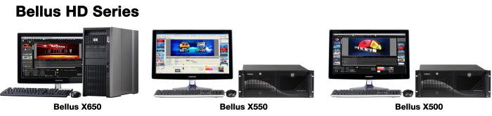 문자발생기 `벨러스 HD 시리즈`