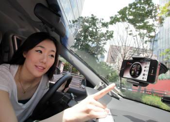 SKT, 아이폰·아이패드 용 T맵 출시