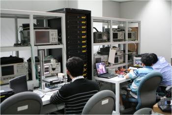 시스템반도체진흥센터의 웹기반계측지원실