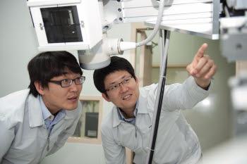 한국생산기술연구원 대경권지역본부 연구인력이 기업을 위한 기술지원을 하는 모습.