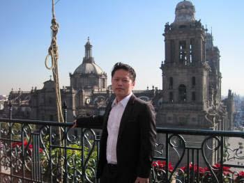 디지털 콜롬비아 국립대 프로젝트, 한국인이 만든다