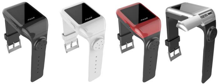 자율 사물통신기능을 내장한 스마트 시계 `PAAR 와치`
