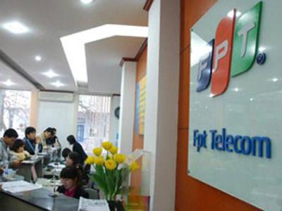 베트남 FPT는 아이폰 유통에 결정적 역할을 한 것으로 평가되고 있다. <FPT 홈페이지 자료>