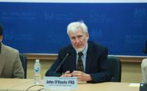 머릿 속 지도 찾은 노벨상 수상자 존 오키프 교수