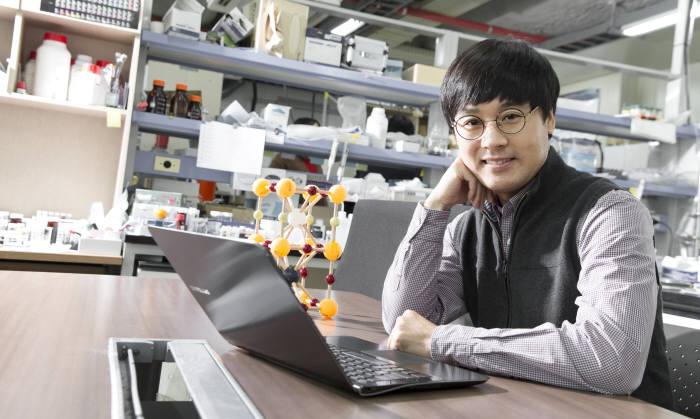[대한민국과학자]김건태 UNIST 에너지 및 화학공학부 교수
