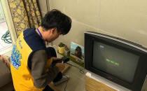 <425>8레벨 측파연구대(8VSB) 케이블방송